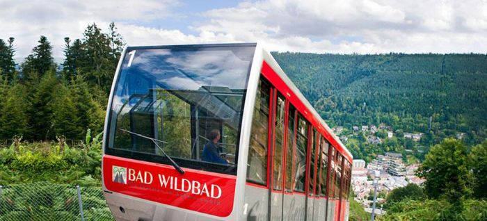 Sommerbergbahn - Bad Wildbad